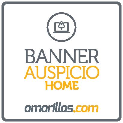 Banner Auspicio Home Amarillas.com