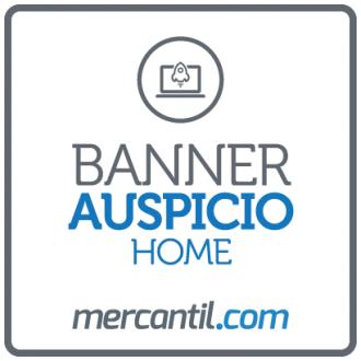 Banner Auspicio Home Mercantil.com