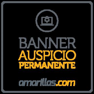 Banner Auspicio Permanente Amarillas.com