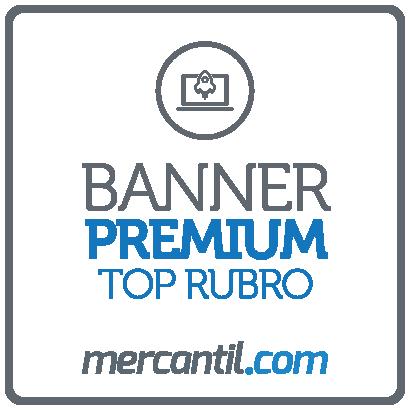 Banner Premium Top Rubro Mercantil.com