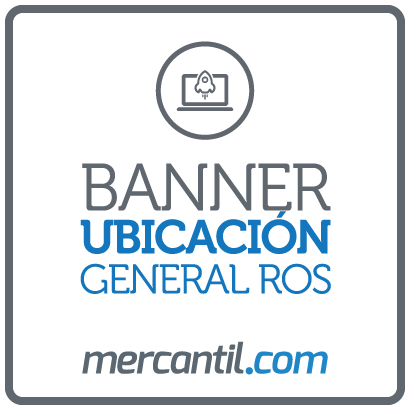 Banner Ubicación General ROS Mercantil.com
