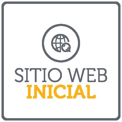Sitio Web Inicial