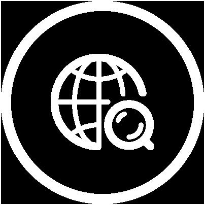 Icono de Visibilidad web garantizada