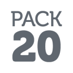 PACK 20