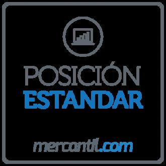 Posición Estandar Mercantil.com