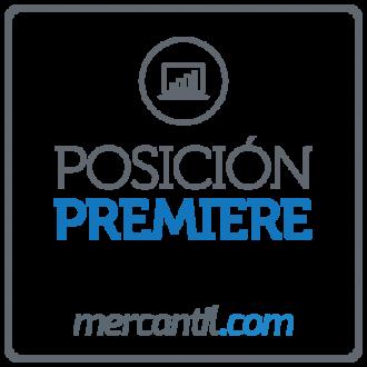 Posición Premiere Mercantil.com