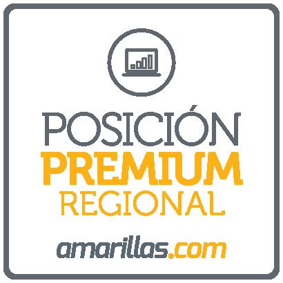 Posición Premium Regional Amarillas.com