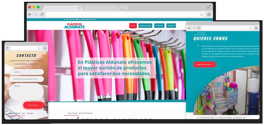Sitios Web PortalesdeNegocios.com