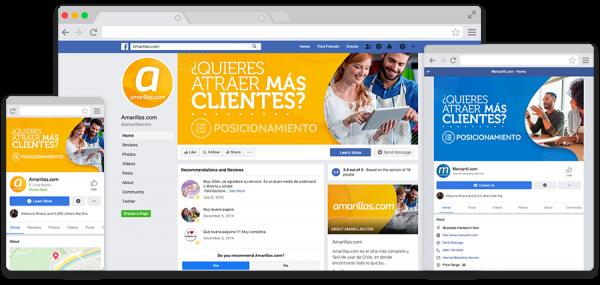 Social Media de PortalesdeNegocios.com
