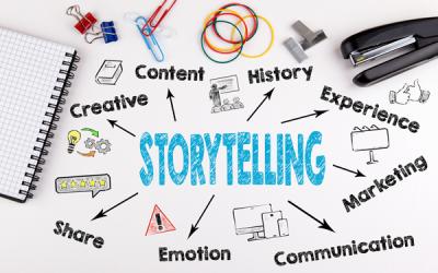 Storytelling: La estrategia de marketing digital que consigue notoriedad y recuerdo de marca