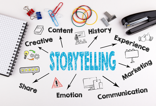 Storytelling: La estrategia de marketing digital que consigue notoriedad y recuerdo de marca