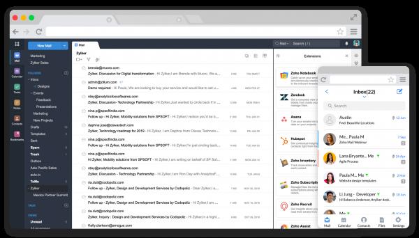 Zoho Mail - PortalesdeNegocios.com