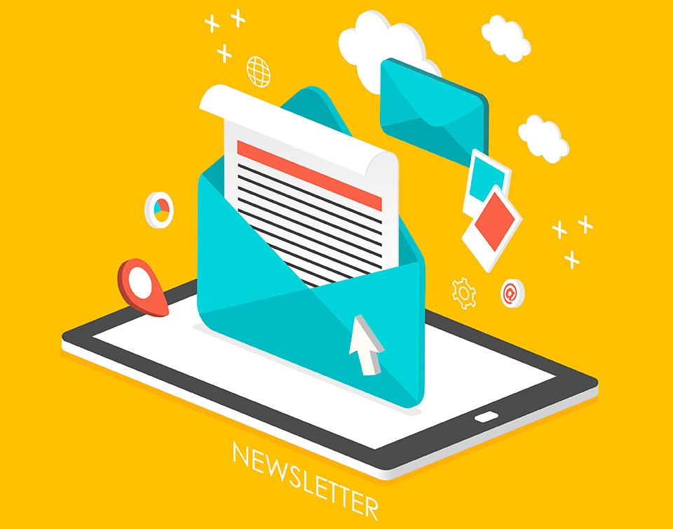 Blog: Ideas para aplicar en tus Newsletter- PortalesdeNegocios.com