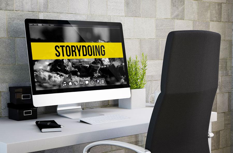 La evolución del Storytelling al Storydoing
