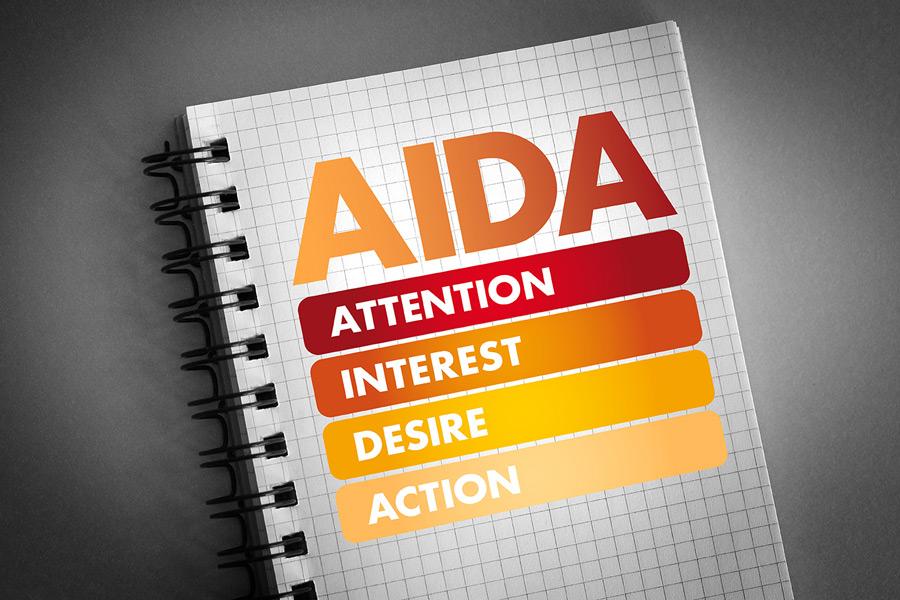 Blog: Modelo AIDA: Qué es y cómo aplicar esta técnica en tus ventas- PortalesdeNegocios.com