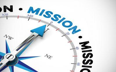 Misión, visión y valores para la proyección de los objetivos de una pyme