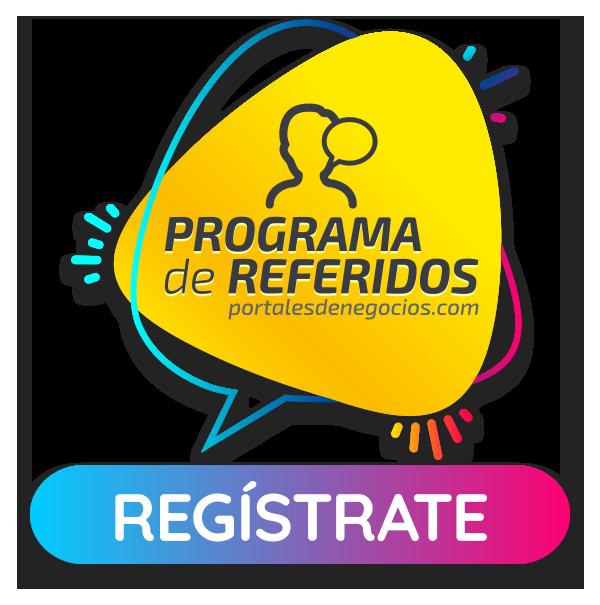Regístrate en el Programa de Referidos
